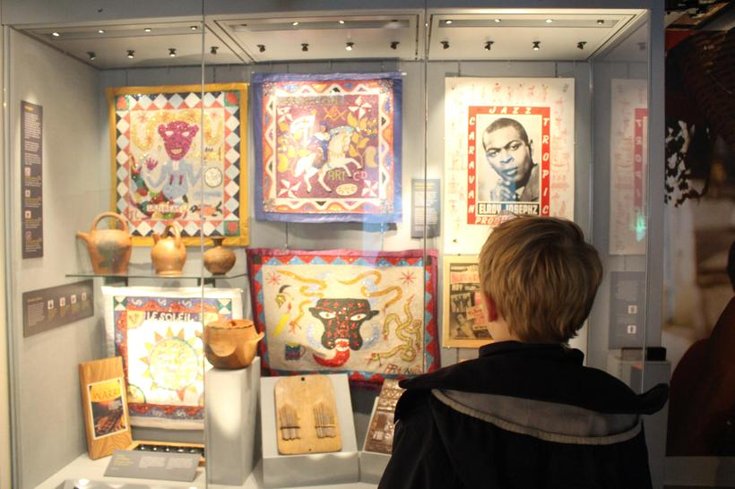 Discovering how BME figures have impacted artwork