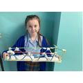 Year 5 - Our prototype bridge designs