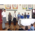 Year 6 - Our own award winners