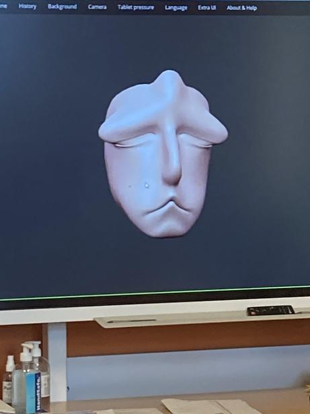 Digital sculptures