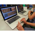 designing and creating content using technology