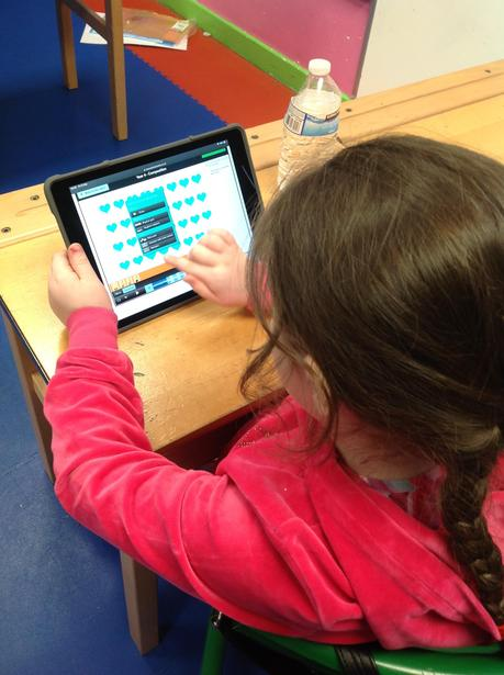 Independently composing using an iPad