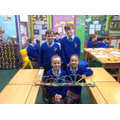 Our completed bridge designs