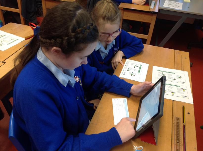 Formatting our background and choosing a suitable text