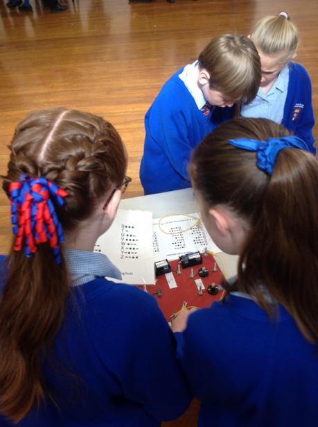 Using a buzzer in a circuit to create Morse Code