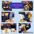 Year 3 - Learning about pneumatic systems