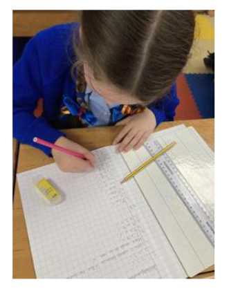 Mental Maths in action!