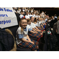 Our Choir in concert at Manchester Arena.
