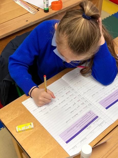 Read our imperative sentences!