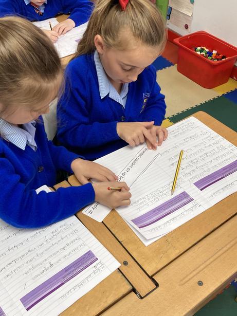 Creating ESC Sentences