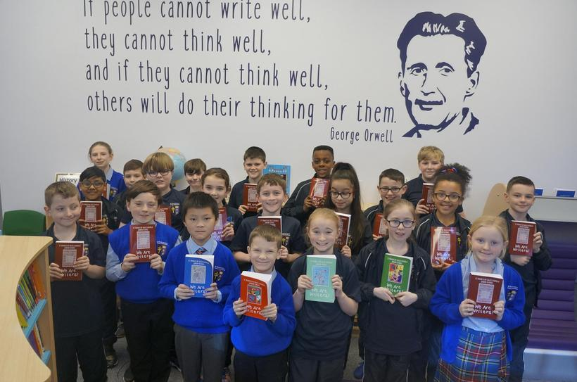 Unveiling our latest book on 'World Book Day'