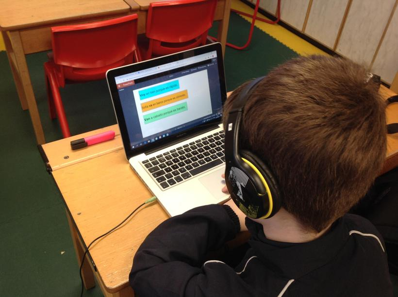 Online Presentations delivered by Miss Smith