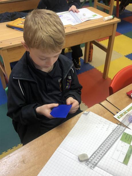 Describing the properties of shapes