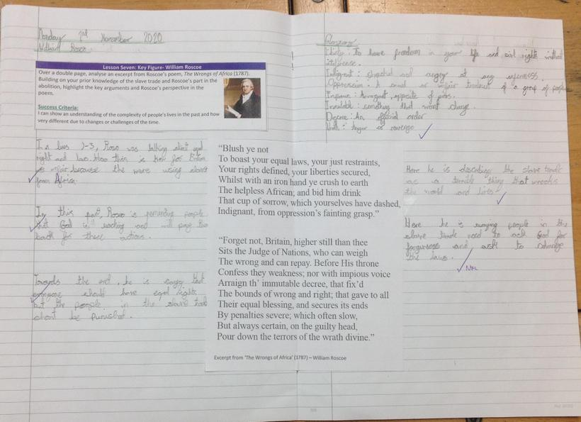 Analysing Literature from the Time