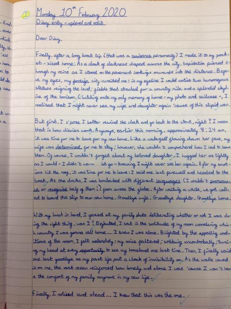 Independent Diary Entry Final Draft