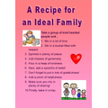 A Recipe for an Ideal Family by Harry and Cadee