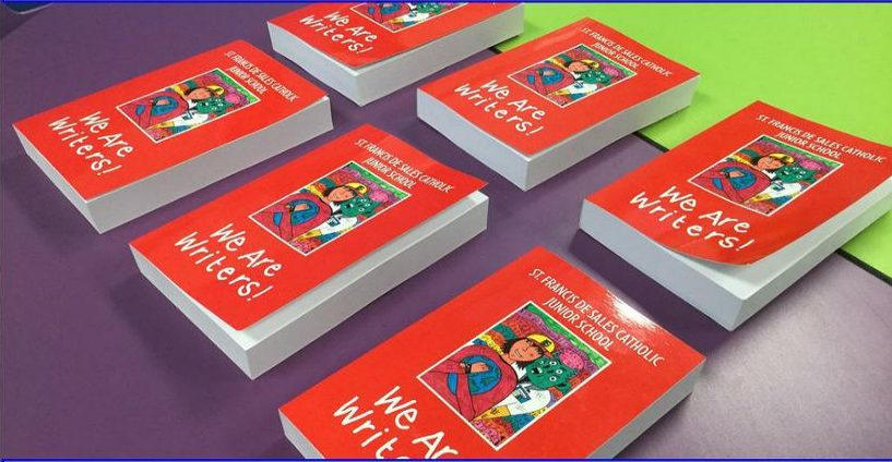Our published books