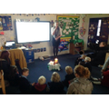 Nursery's Topic of Welcome and Baptism