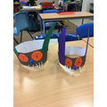 Gruffalo headbands