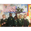 Year 1: We know about the four seasons.