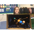 Year 5: We know about space.