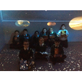 learning about the planets