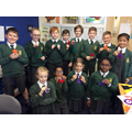 Design and making Christmas decorations