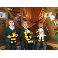 Reception: We know about bees.