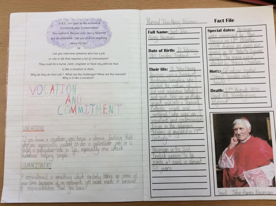 A fantastic learning log piece. Well done!