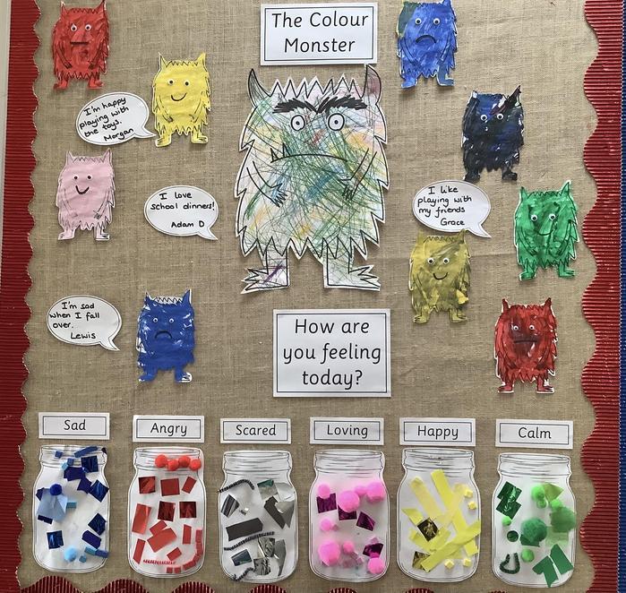 Colour Monsters