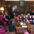 Year 5 Visit to Ledbury Poetry Festival