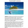 Albert's travel guide