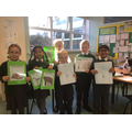 Year 2: We know about keeping healthy.
