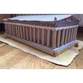 Ancient Greek Model by Zofia