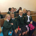 Year five trip to the Synagogue
