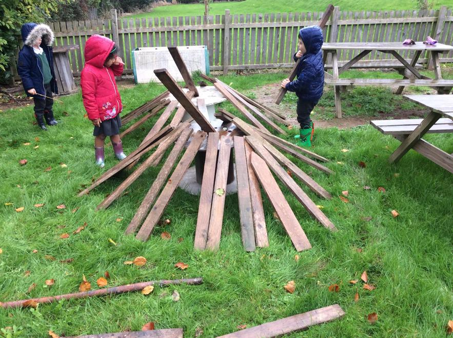 Making an adventure playground