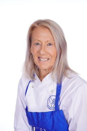 Mrs W Baxendale School Cook