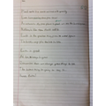 Chanya- year 3- English