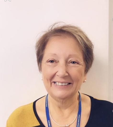 Mrs C. Robinson - Senior Admin Officer