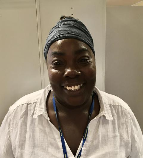Ms L. Forrester - St. Edmund (3) Teaching Assistant