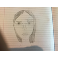 Portrait by Ruth