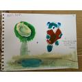 Hannah's painting