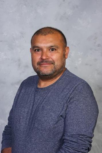 Mr E. Hidalgo Valverde - Premises Officer