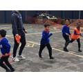 We took part in the activities.