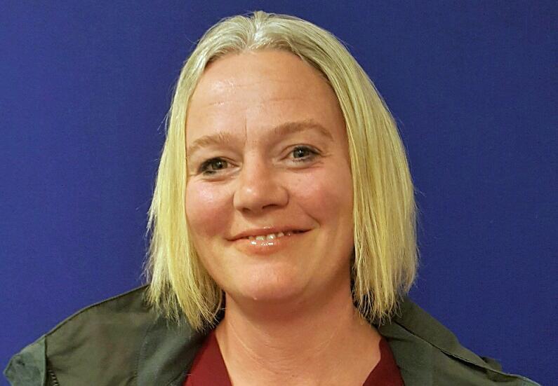 1S Ann Logan - Secretary:Communications