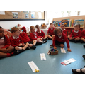 Repeating Patterns during circle time