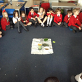 Year 5 sampled the foods of Passover
