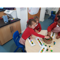 Repeated Patterns with Cubes