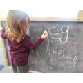 L - Learning to say and write our letters