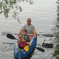 Family Kayaking Fun